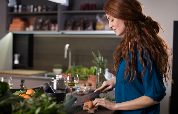 Go With The Glow_The healing benefits of cooking a meal